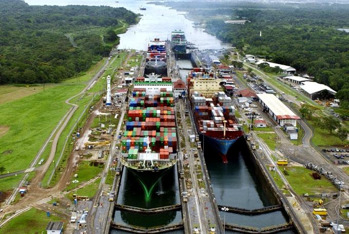 Panamá, el Canal que no duerme