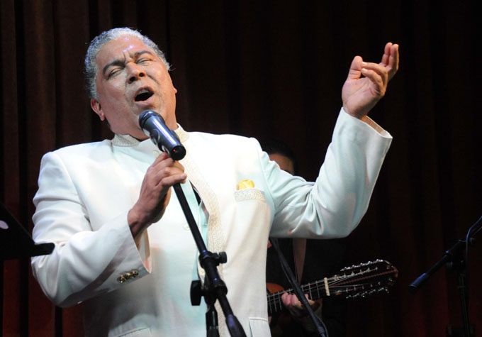 Danny Rivera arriba a Cuba para dar dos conciertos y grabar discos