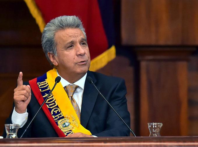 Gobierno de Ecuador orienta acciones para mejorar salud y educación