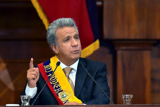 Aplica presidente de Ecuador medidas de austeridad en el Ejecutivo