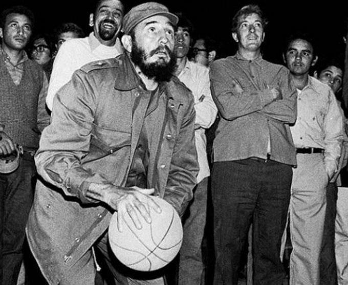 Fidel, promotor e inspirador del deporte cubano