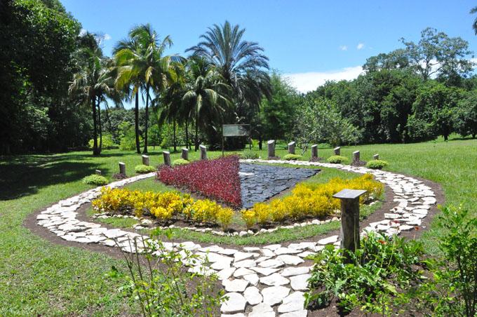 Jardín Botánico de Granma amplió ofertas en el verano