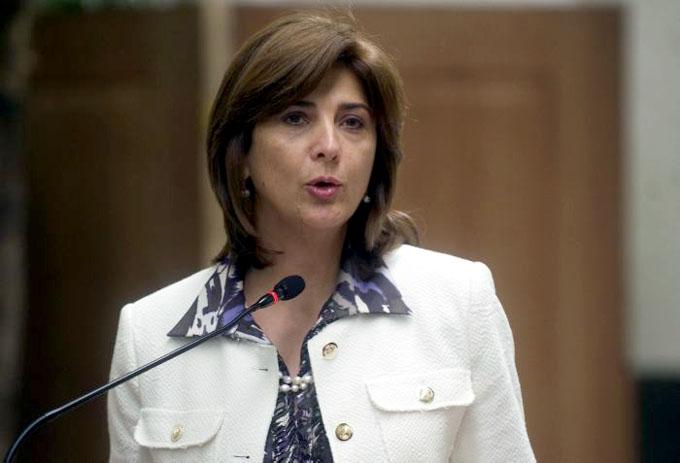 Canciller colombiana resalta papel de Cuba en proceso de paz
