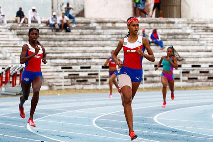 Compiten hoy cinco cubanos en Mundial de atletismo en Londres
