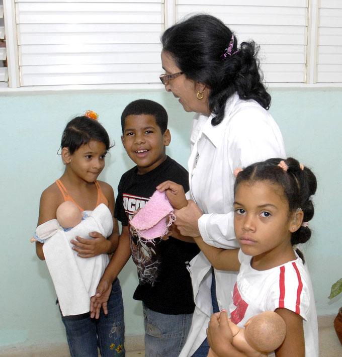 Impacta de manera positiva servicio de Salud mental infanto juvenil de Bayamo