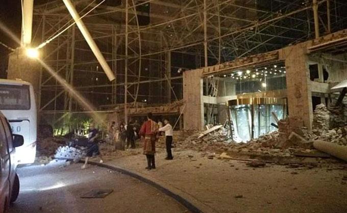 China reporta más de 35 fallecidos por inundación y sismo en Sichuan