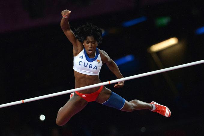 Atletismo de Cuba apuesta por el futuro sin renunciar al presente