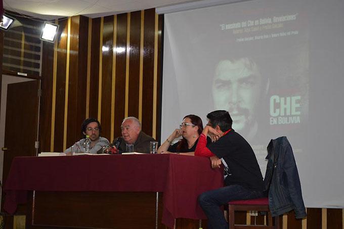 Libro revela papel de la CIA en el asesinato del Che