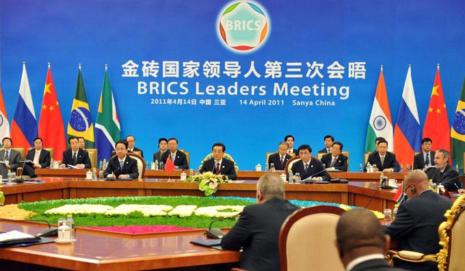 Concluye cita del Brics en China con una asociación más fuerte