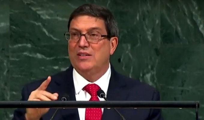 Cuba afirma en ONU que fracasarán intentos de destruir su Revolución (+ video)