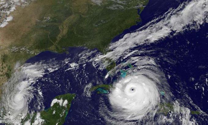 El ojo de Irma toca tierra en Cayo Romano (+ fotos y  videos)