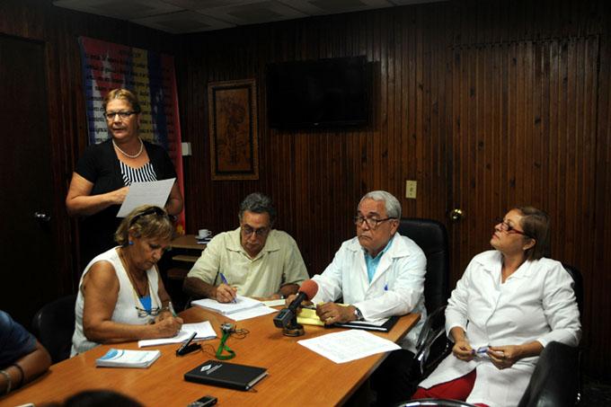 Instan en Cuba a extremar medidas sanitarias para evitar epidemias
