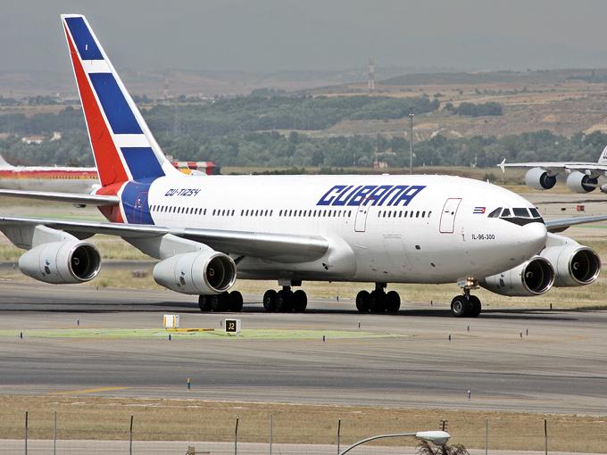 Nota informativa de la Corporación de la Aviación Civil de Cuba