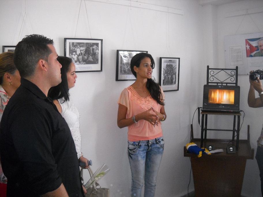 Heraldos de la Revolución y de Fidel (+ fotos)