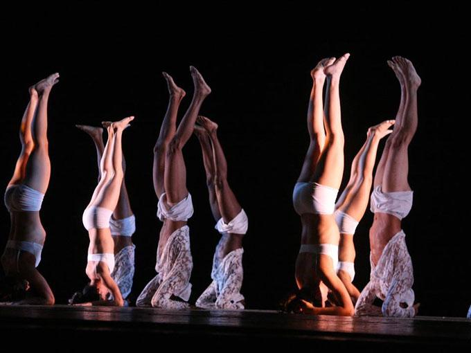 Danza Contemporánea de Cuba, un deja vu en Rusia (+ fotos y videos)