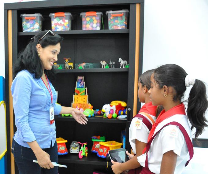 Educación en Expo Granma (+ fotos)
