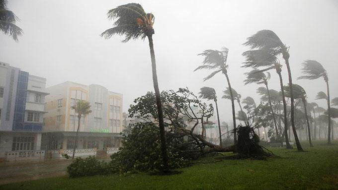Huracán Irma azota Estados Unidos