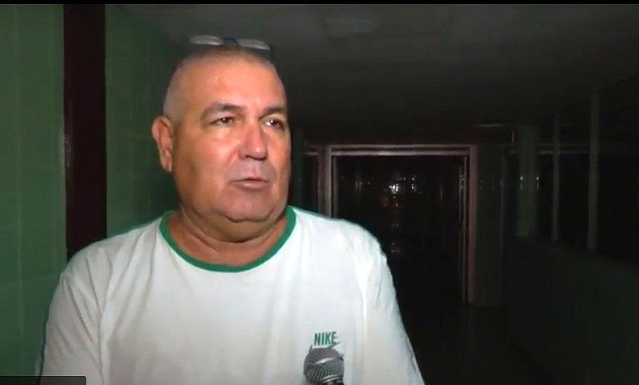 Avería en un grupo electrógeno del hospital provincial de Matanzas provoca incendio (+ video)