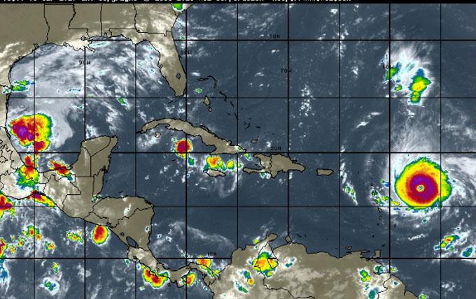 Huracán Irma avanza por el Caribe con máxima categoría de intensidad (+ video)