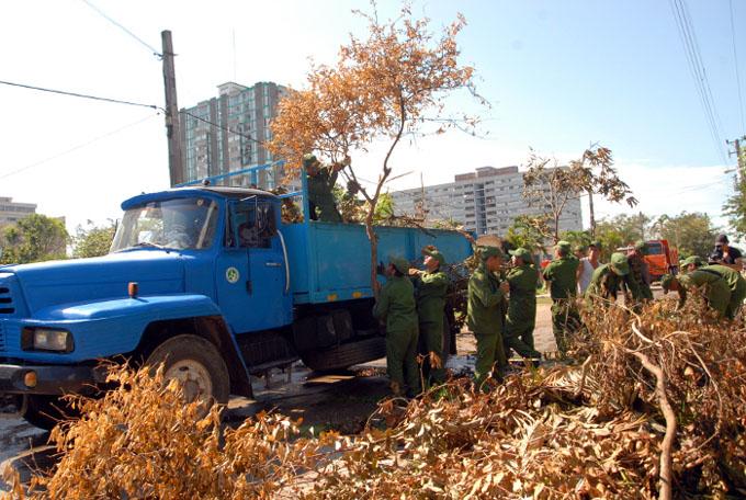 Cuba utilizará todos los recursos para garantizar que nadie quede desamparado
