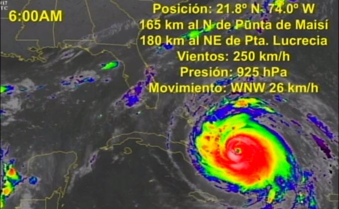 Decretan fase de Alarma para provincias del centro del país (+ video)