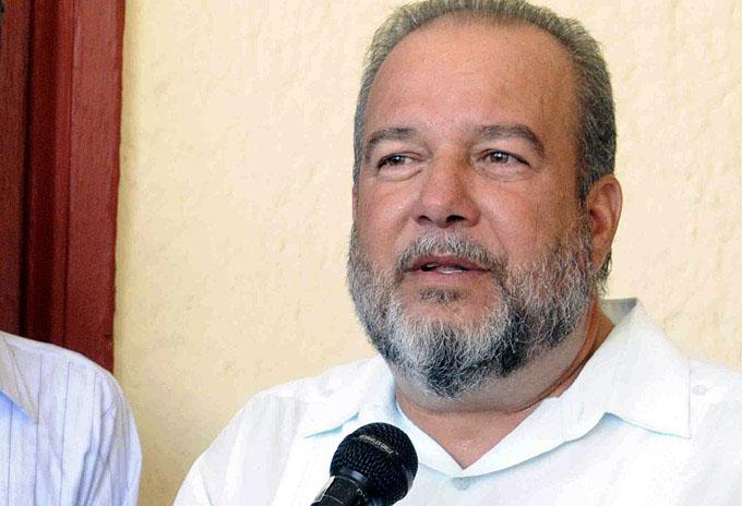 Cuba estará lista para temporada alta, asegura ministro Marrero ( + fotos)