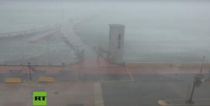 Huracán María destroza a Puerto Rico (+ fotos y videos)