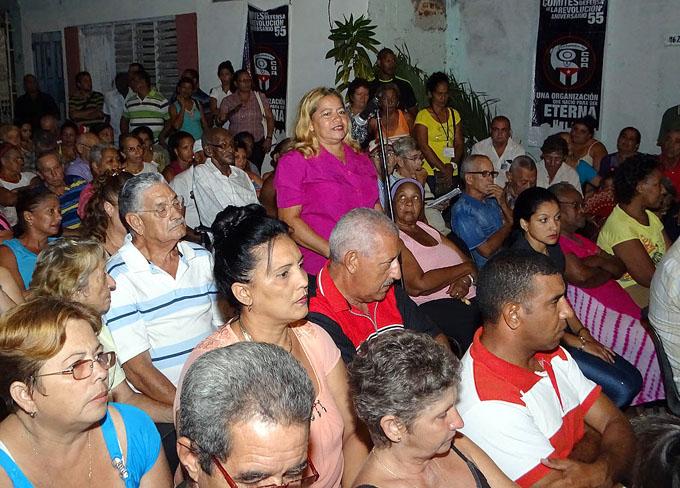 Nominación de candidatos: civismo, masividad y reafirmación