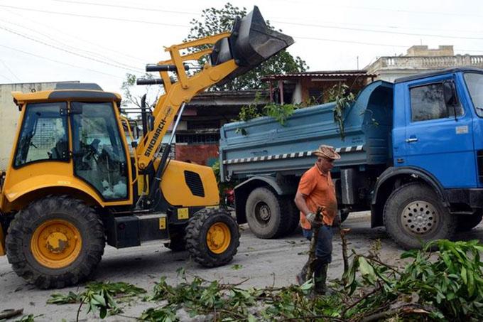 Cuba avanza en su recuperación tras azote de huracán Irma
