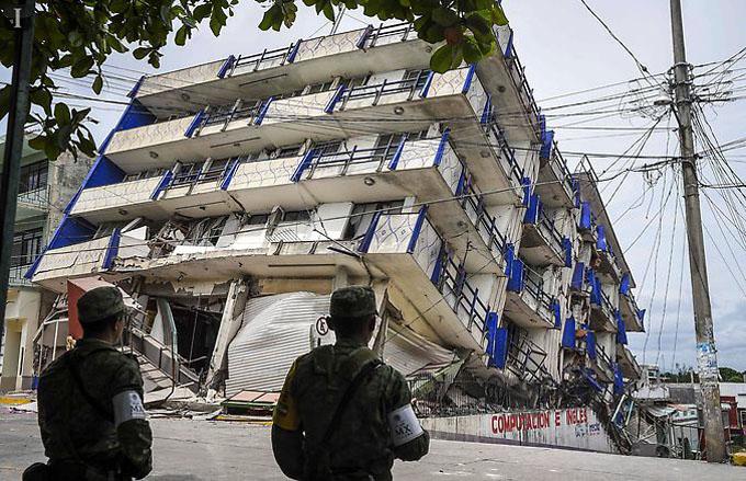 México: iniciarán reconstrucción de viviendas dañadas por sismo