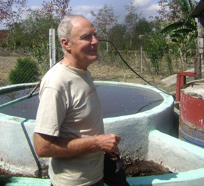 El uso del biogás no significa pobreza