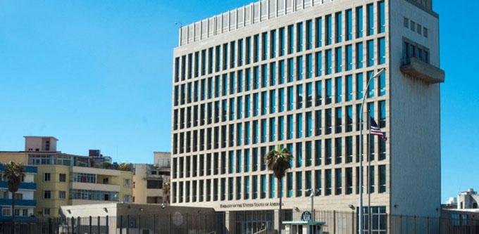 Nota de la Embajada de los Estados Unidos