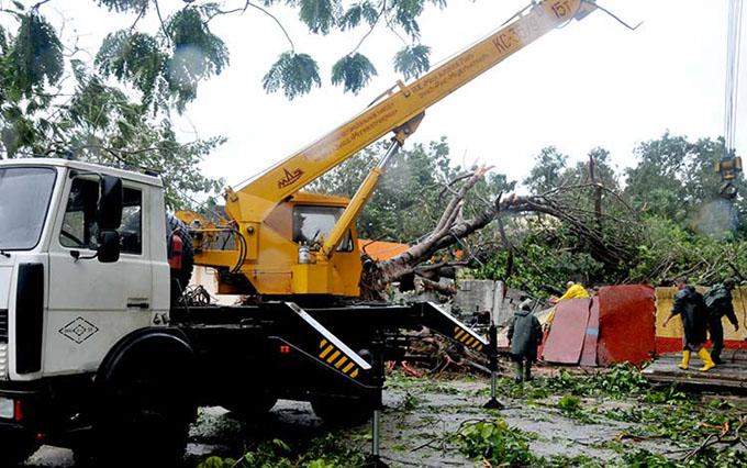 Villa Clara sin fallecidos tras el paso de Irma