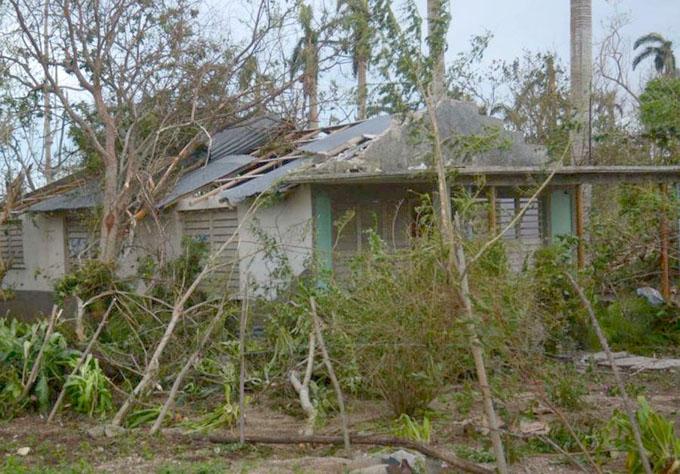 Gobierno cubano destina presupuesto a damnificados por el huracán Irma