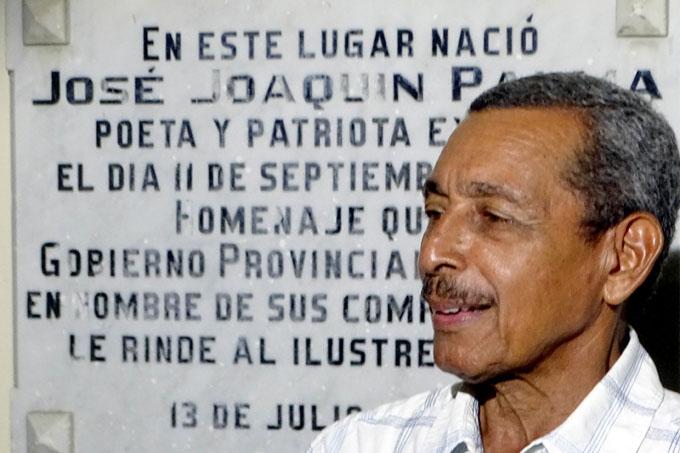 Recibirá Abel Guerrero Premio José Joaquín Palma en Fiesta de la Cubanía