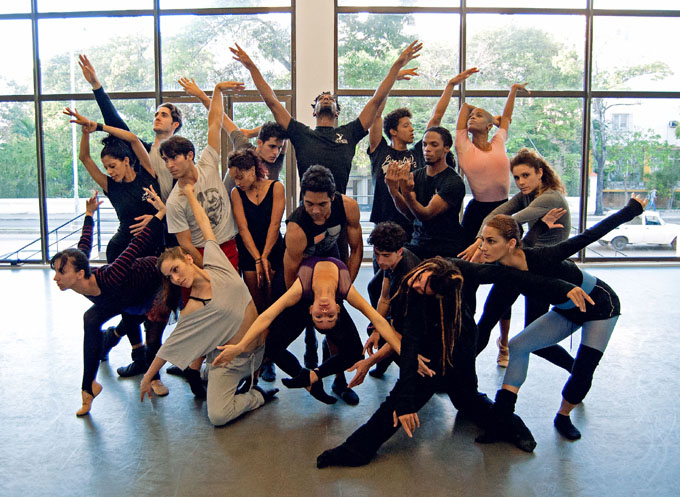 Danza Contemporánea de Cuba abrirá festival de danza en Rusia