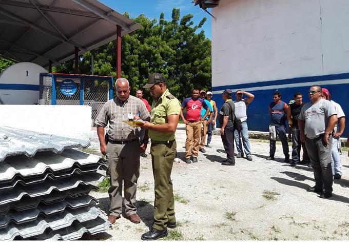Restituyen con rapidez bienes sustraídos a unidad de Jiguaní