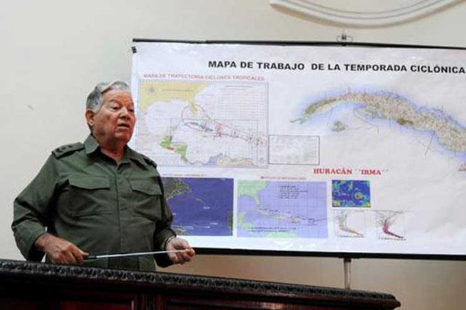 Llaman en Cuba utilizar experiencias adquiridas sobre huracanes