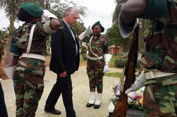 Proponen investigaciones históricas conjuntas Cuba-Angola