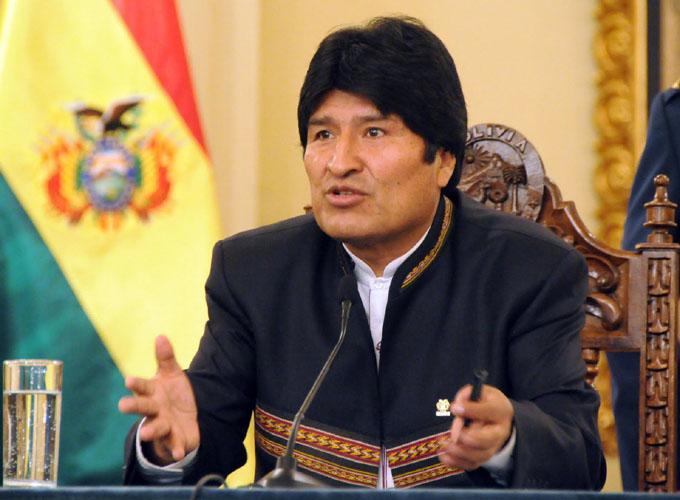 Evo Morales destaca consolidación de grandes obras sociales