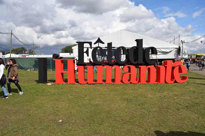 L'Humanité termina en Francia con llamado a seguir lucha progresista
