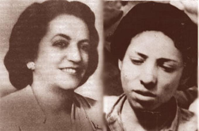 La triste muerte de Lidia Doce y Clodomira Acosta