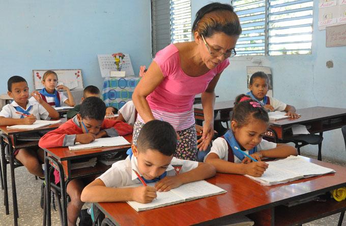 El futuro germina desde  las aulas