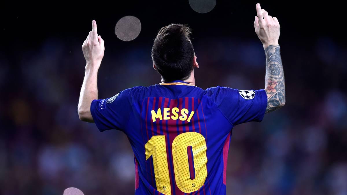 La ley de Messi