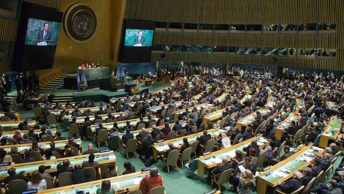 Ratifica Cuba voluntad de trabajar en pos de desarme y paz mundial