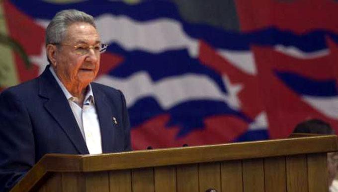 Raúl Castro: llamamiento a nuestro combativo pueblo