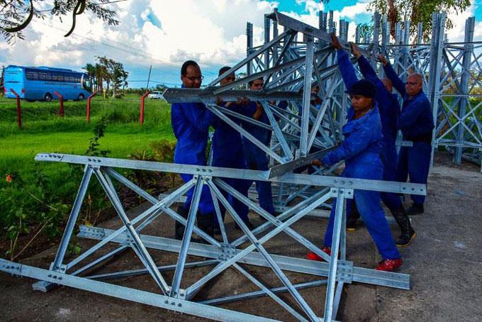 Prosigue en Camagüey labor de la división granmense de Radio Cuba