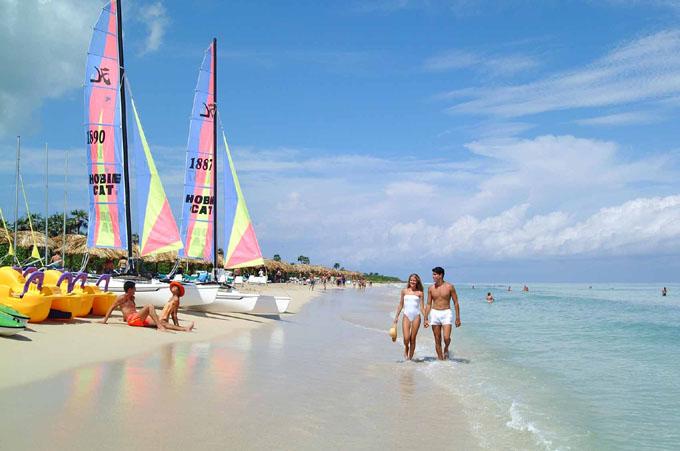 Turismo brasileño hacia Cuba crece más del 60 por ciento