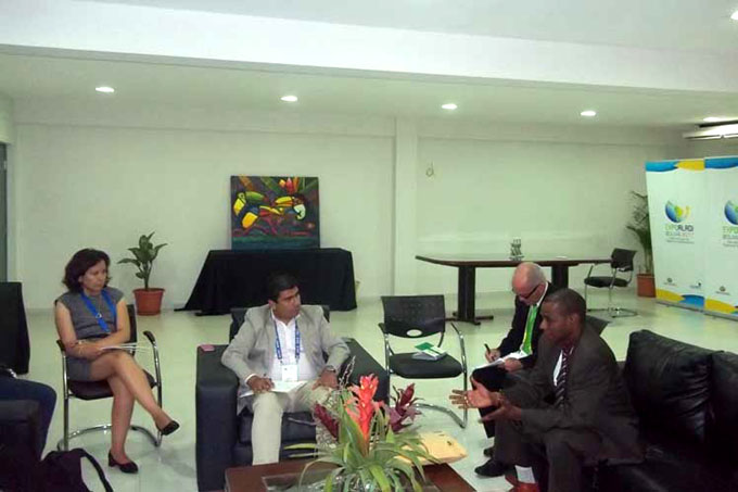 Bolivia y Cuba avanzan en comercialización e intercambio de productos