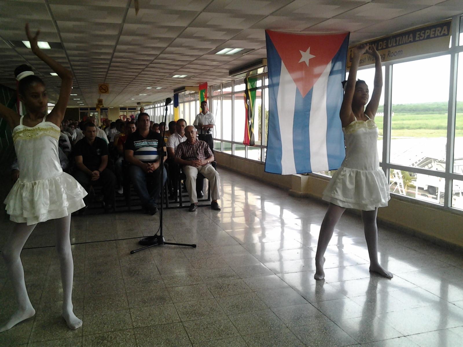 Cuba es ejemplo de lucha contra el terrorismo (+ Fotos)